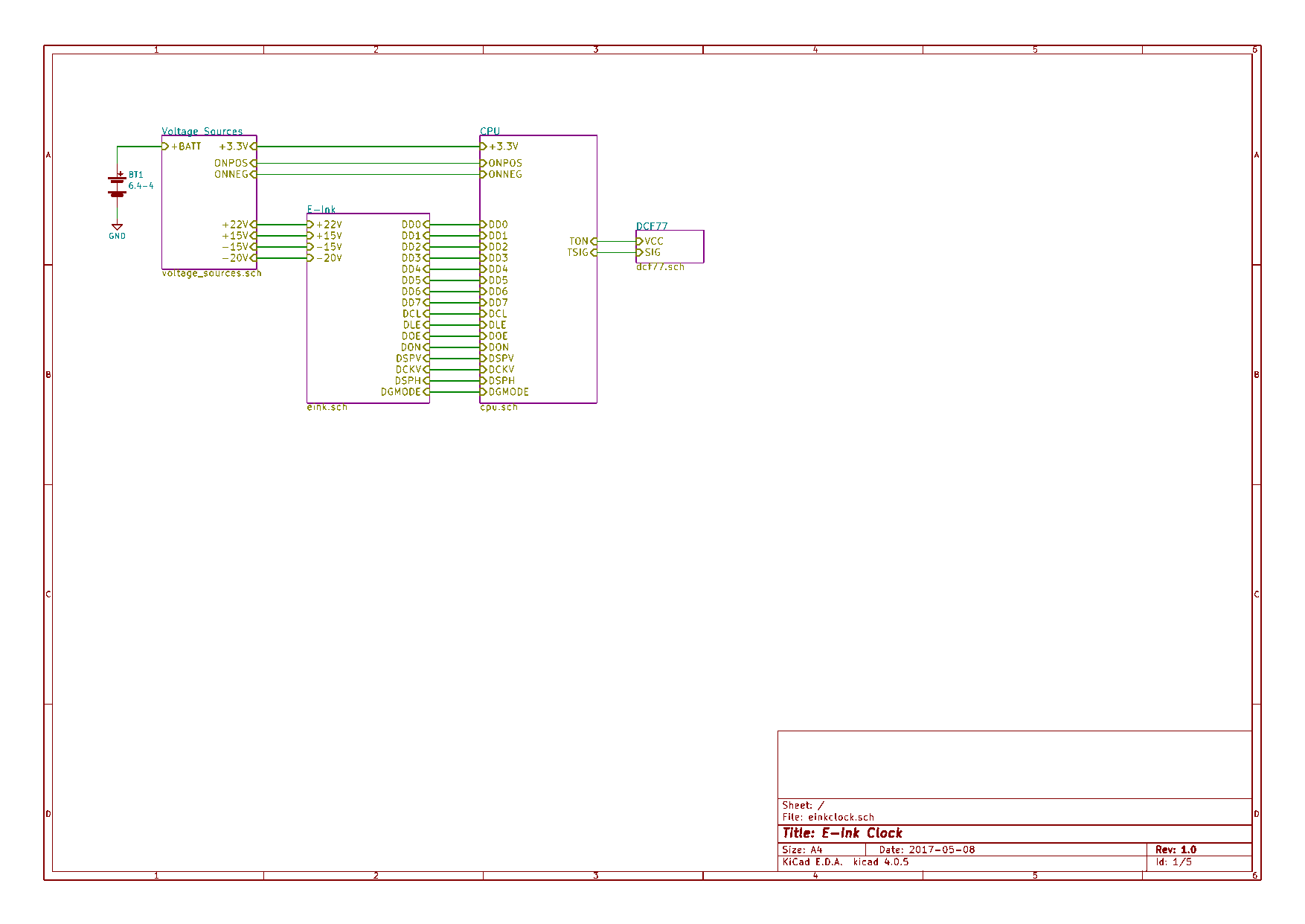 Dcf77 Clock Schematic Trusted Wiring Diagrams Electronics 7segment Led Page 4 Bittechnet Forums E Ink Hardware Pushrax Com Vfd Diagram And Control